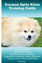 German Spitz Klein Training Guide. German Spitz Klein Training Book Includes