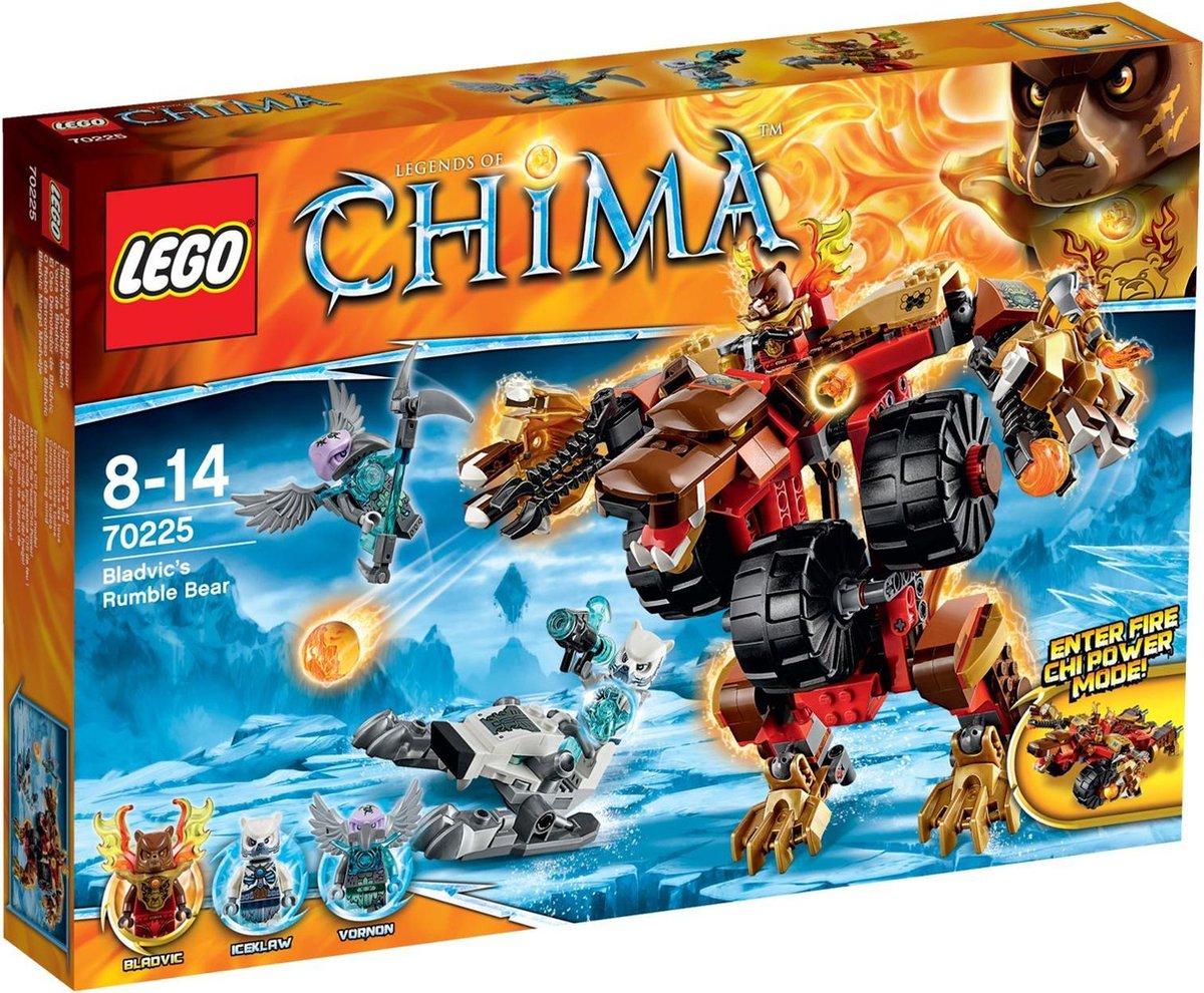 LEGO Legends of Chima - Bladvic