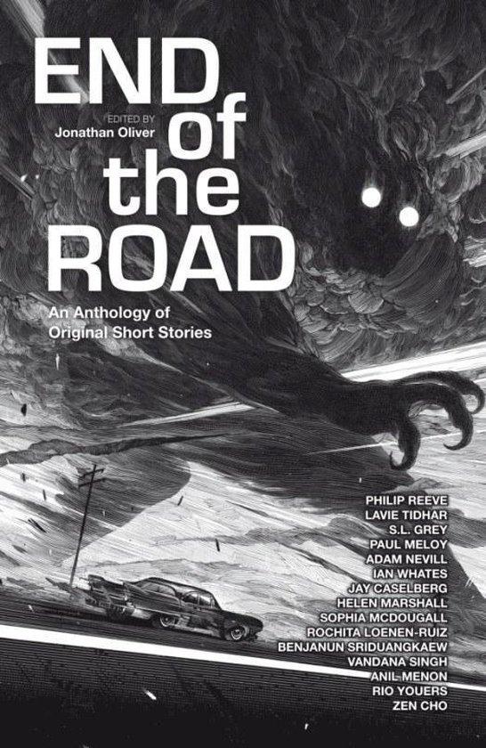 Boek cover End of the Road van Philip Reeve (Onbekend)