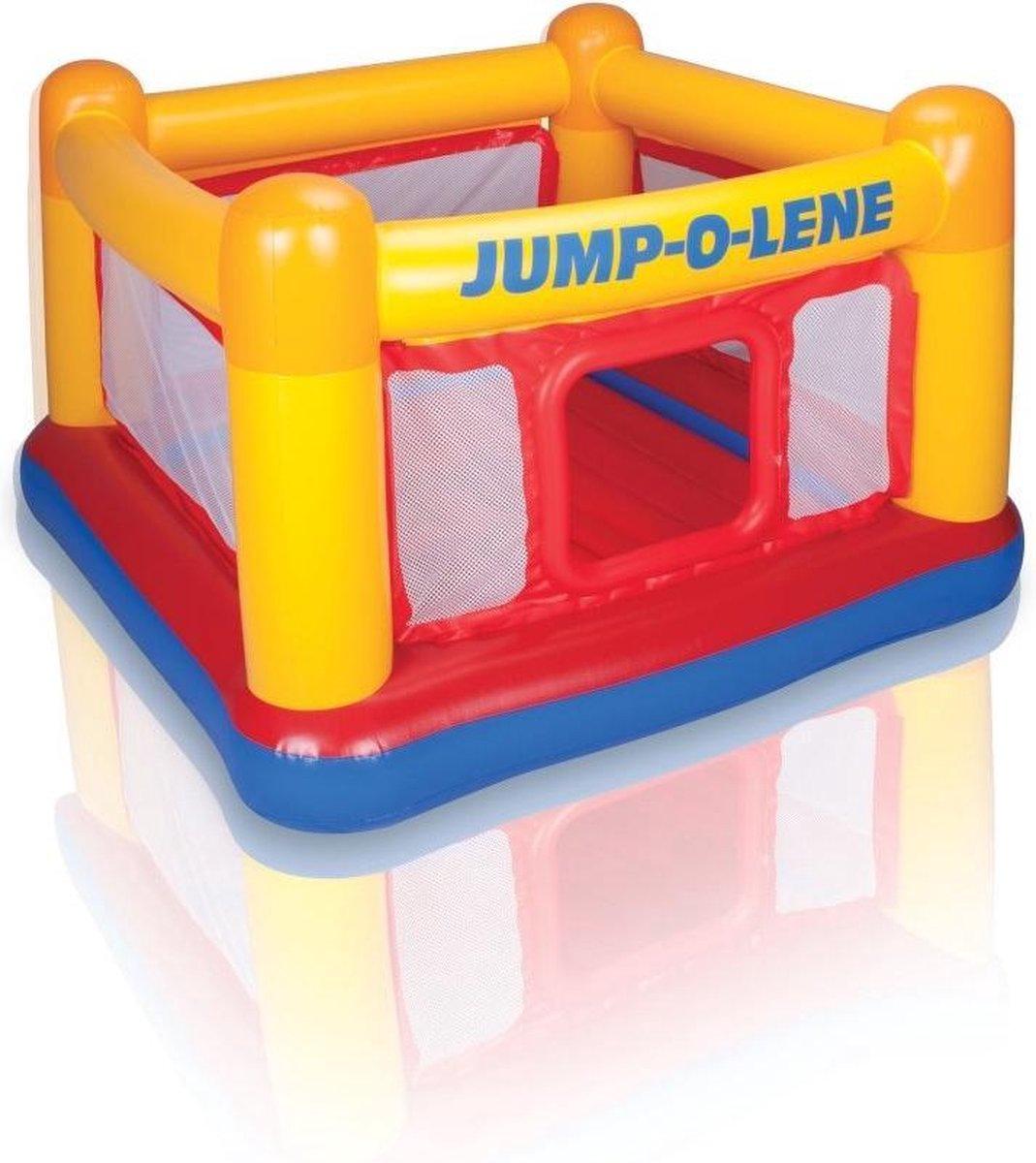 Springkussen Jump-O-Lene Kasteel