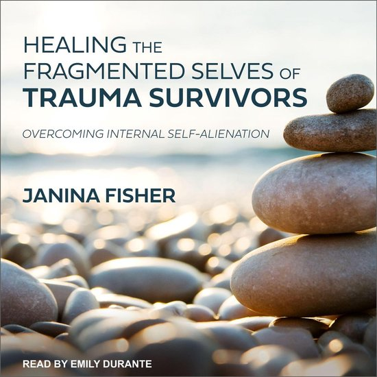 Boek cover Healing the Fragmented Selves of Trauma Survivors van Janina Fisher (Onbekend)