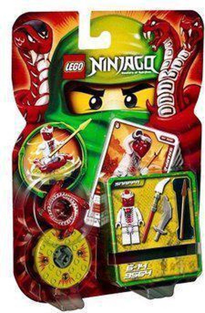 Lego NINJAGO: snappa (9564)