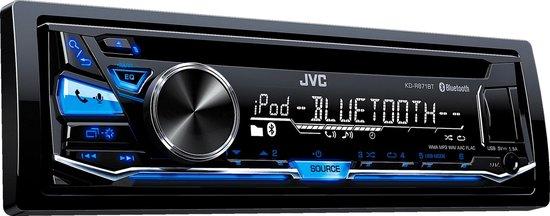 JVC KD-R871BT - Autoradio met bluetooth