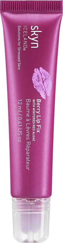 Berry Lip Fix MET WINTERHARDE RODE ALGEN