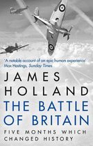 Boek cover Battle of Britain van James Holland