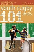 Boek cover 101 Youth Rugby Drills van Chris Sheryn