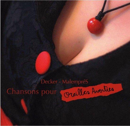 Chansons Pour Oreilles Averties