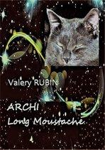 Archi Long Moustache