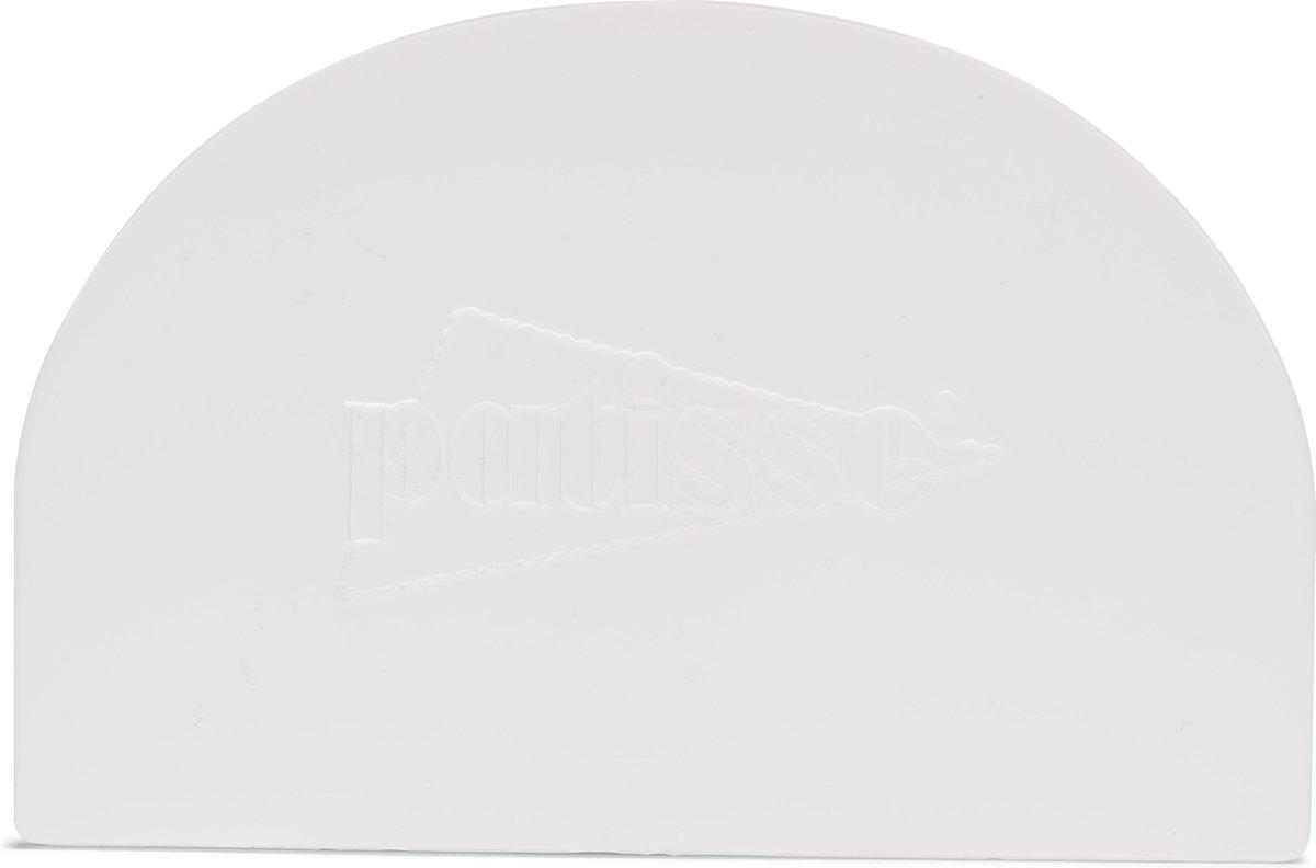 Patisse - Deegschraper 12 cm - 1 display - patisse