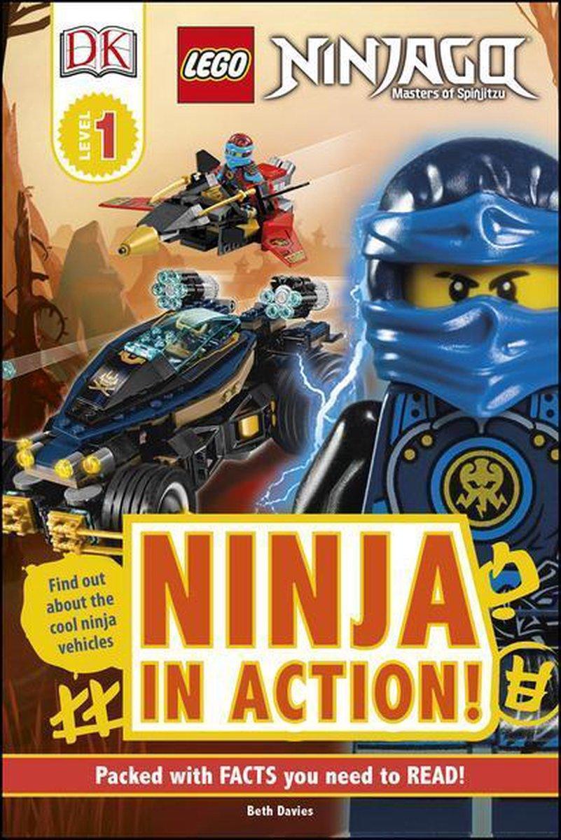 LEGO NINJAGO Ninja in Action! - Beth Davies
