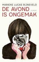 Boek cover De avond is ongemak van Marieke Lucas Rijneveld (Onbekend)