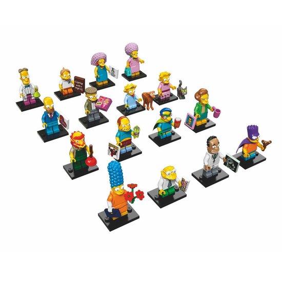 LEGO Minifigures The Simpsons Serie 2 - 71009 - Multi