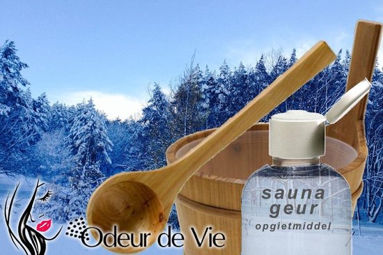 Saunageur Opgiet Winter 100ml