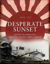 Boek cover Desperate Sunset van Mike Yeo