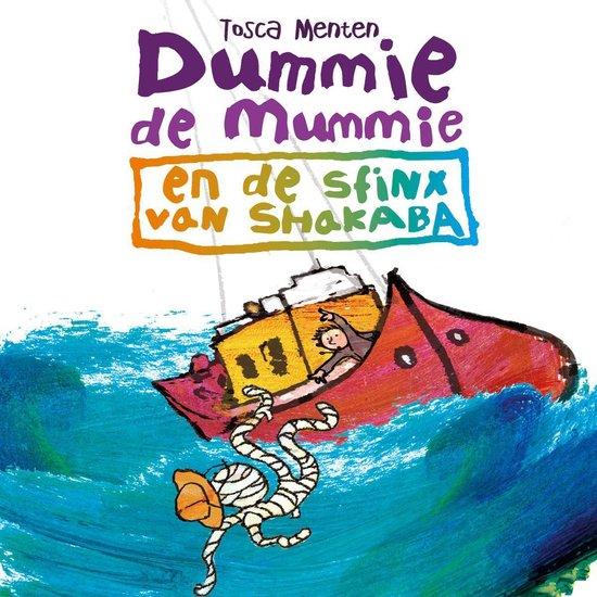 Afbeelding van Dummie de mummie en de sfinx van Shakaba