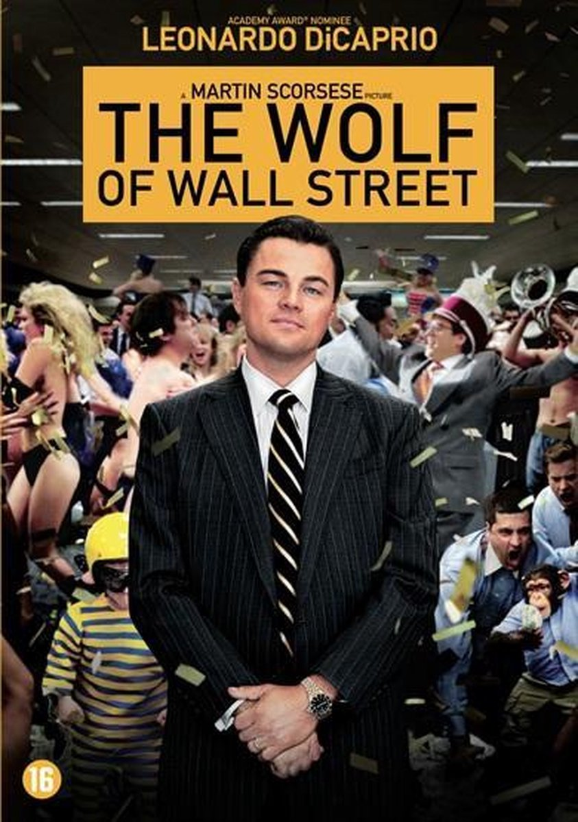 The Wolf Of Wall Street - Movie