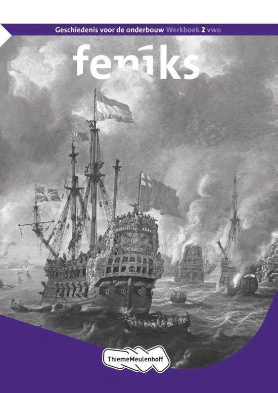 Feniks 2 vwo Combipakket Werkboek + Totaallicentie - none |
