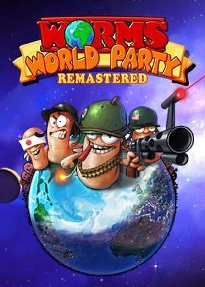 Worms: World Party Remastered - Windows Download - Team 17 Software Ltd