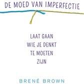 Boekomslag van 'De moed van imperfectie'