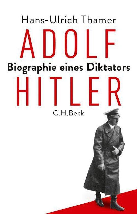 Boek cover Adolf Hitler van Hans-Ulrich Thamer