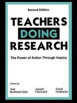 Teachers Doing Research
