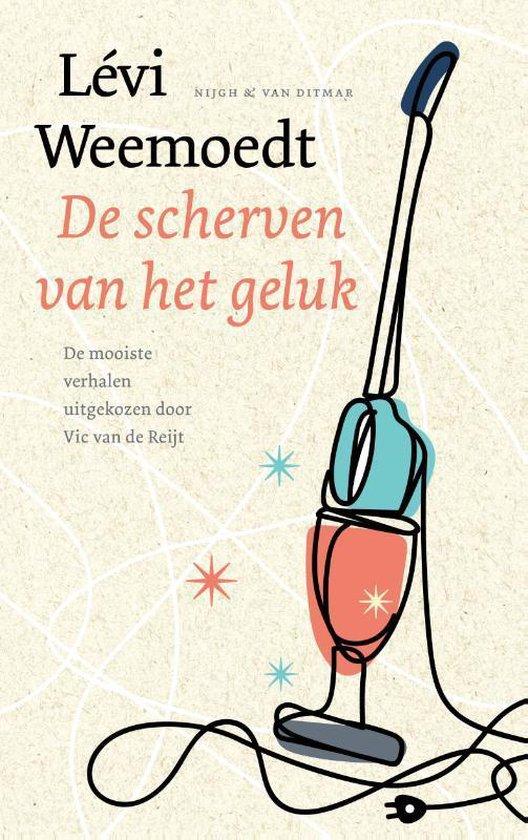 Boek cover De scherven van het geluk van Lévi Weemoedt (Paperback)