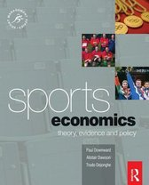 Boek cover Sports Economics van Paul Downward