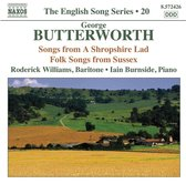 Williams/Burnside - Butterworth: Songs