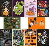 Halloween - Uitnodigingskaarten - Set van 10