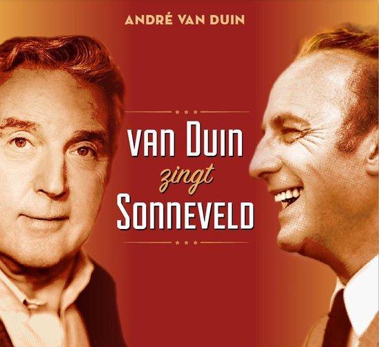 CD cover van Andre Van Duin - Van Duin Zingt Sonneveld van Andre Van Duin