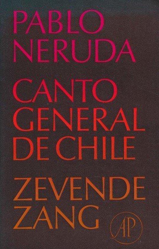 Canto general de Chile - Pablo Neruda |