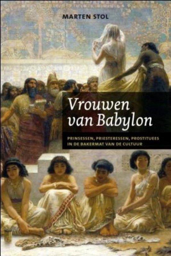 Vrouwen Van Babylon - Stol, M. |