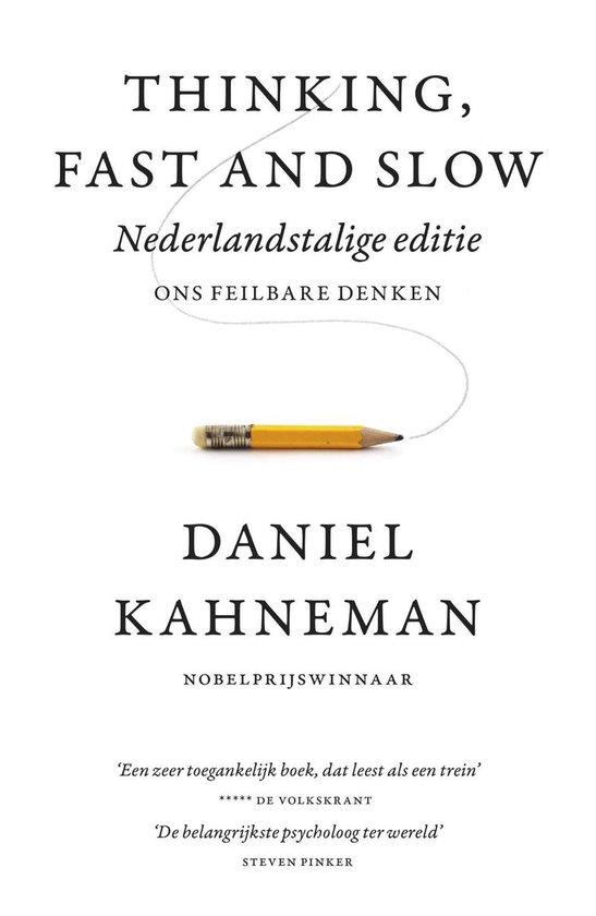 Thinking, fast and slow - Daniel Kahneman pdf epub