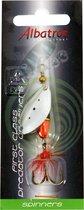 Albatros Turbulance Spinner - Bladmaat 3 - Silver