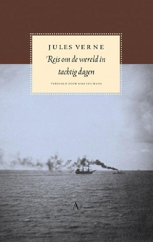 Reis om de wereld in tachtig dagen - Jules Verne |
