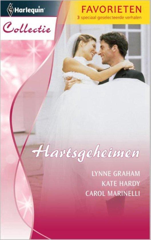 Cover van het boek 'Hartsgeheimen:  Huwelijk op zijn Italiaans / Tot liefde veroordeeld / Liefde met spoed, Collectie Favorieten 351, 3-in-1' van Lynne Graham