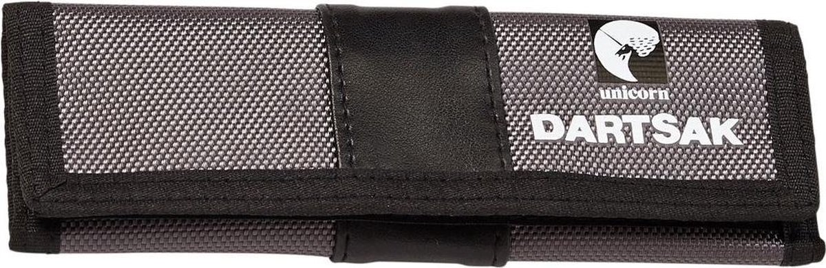 Unicorn Dartsak Wallet Zwart 18 X 6,5 X 1 Cm