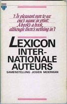 Lexicon internationale auteurs - Prisma Pocket 2481
