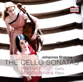 Krijgh Harriet/Amara Magda - Brahms: Cello Sonatas