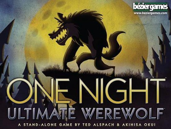 Asmodee Ultimate Werewolf One Night - EN