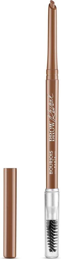 Bourjois Brow Reveal Wenkbrauwpotlood – 002 Chestnut