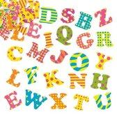 Foam funky zelfklevende letters stickers - knutselspullen voor kinderen - scrapbooking verfraaiing om te maken en versieren kaarten decoraties en knutselwerkjes (400 stuks)