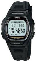 Casio mooi horloge LW-201-1A-Zwart