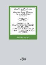 Materiales prácticos de Derecho del trabajo adaptados al espacio europeo de educacion superior