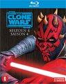 Star Wars: The Clone Wars - Seizoen 4 (Blu-ray)