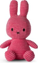 Nijntje Corderoy Knuffel 23 cm Bubblegum Pink