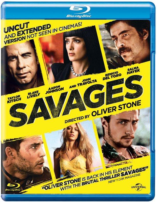 Cover van de film 'Savages'