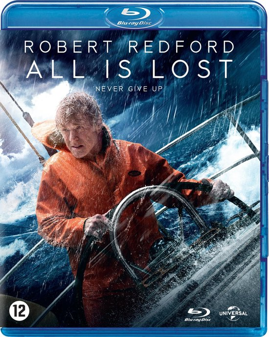 Cover van de film 'All Is Lost'