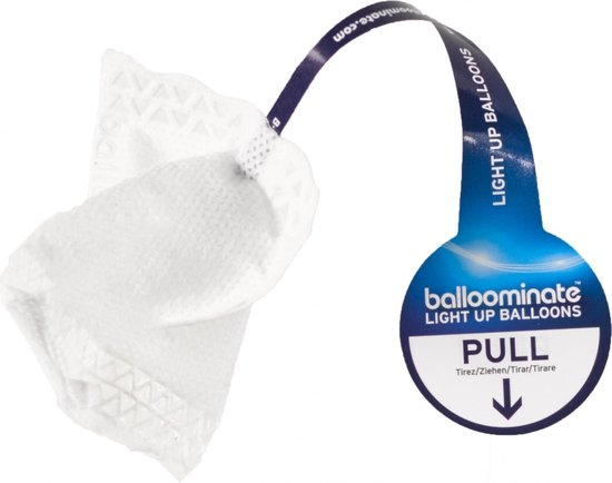 Balloominate Led-verlichtingmodules 50 Stuks Wit