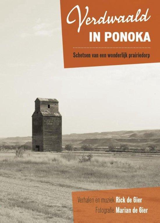 Lost In Ponoka (Cdbook)